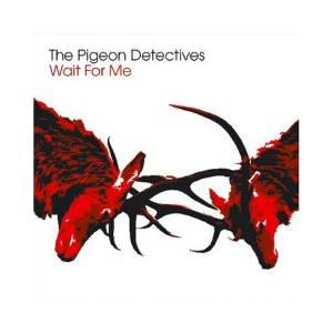 The Pigeon Detectives: Wait For Me - Cover