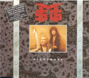 McAuley Schenker Group: Nightmare - Cover