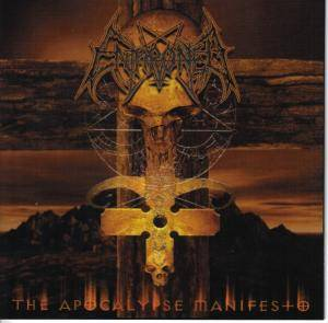 Enthroned: Apocalypse Manifesto, The - Cover