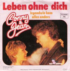 Conny & Jean: Leben Ohne Dich - Cover