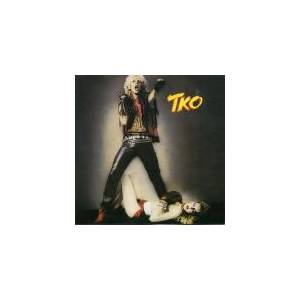 TKO: In Your Face - Cover