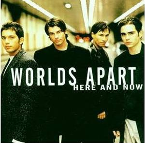 Cover - Worlds Apart: Here And Now