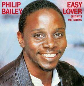 Philip Bailey: Easy Lover - Cover