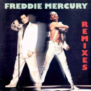 Freddie Mercury: Remixes - Cover