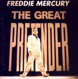 Cover - Freddie Mercury: Great Pretender, The