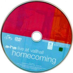 a-ha: Live At Vallhall - Homecoming (DVD) - Bild 2