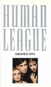 Cover - Philip Oakey & Giorgio Moroder: Greatest Hits
