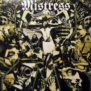 Cover - Mistress: In Disgust We Trust