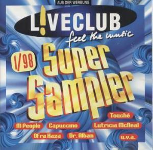 Super Sampler 1/98 - Cover