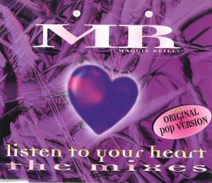 MR: Listen To Your Heart - The Mixes - Cover