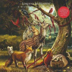 Loreena McKennitt: A Midwinter Night's Dream (LP) - Bild 1