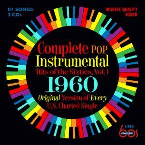 Cover - Jessie Hill: Complete Pop Instrumental Hits Of The Sixties, Vol. 1: 1960