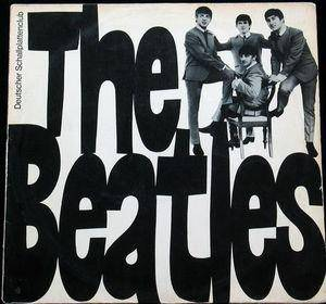 The Beatles: Beatles - Deutscher Schallplattenclub, The - Cover