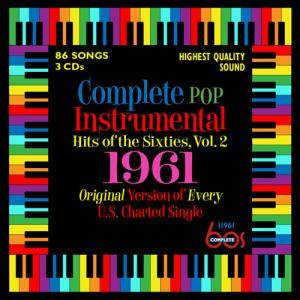Cover - Don Shirley Trio: Complete Pop Instrumental Hits Of The Sixties, Vol. 2: 1961