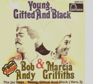 Cover - Bob & Marcia: Young, Gifted And Black