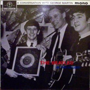 Cover - Beatles, The: Conversation With George Martin, A