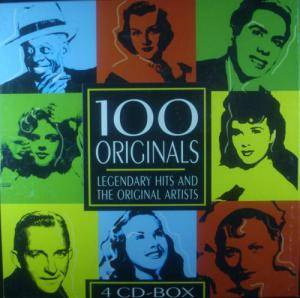 Cover - Vaughn Monroe: 100 Originals - Legendary Hits And The Original Artists