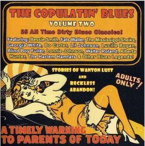Cover - Bo Carter: Copulatin' Blues Volume 2, The