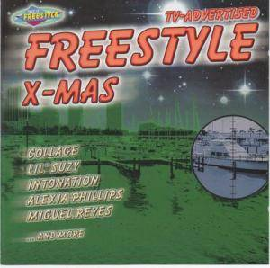 Freestyle X-Mas - Cover