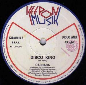 Cover - Meccano: Disco King / Activate My Heart