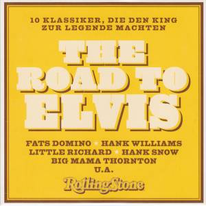 Cover - Eagles, The: Rolling Stone: Rare Trax Vol. 90 / The Road To Elvis