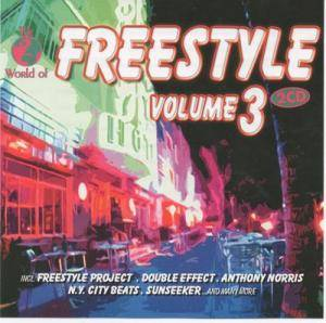 World Of Freestyle Volume 3, The - Cover