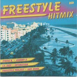 Cover - Elissa: Freestyle Hitmix