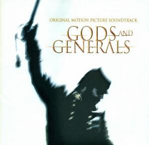 Gods And Generals: Original Motion Picture Soundtrack - Cover