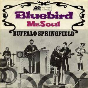 Cover - Buffalo Springfield: Bluebird