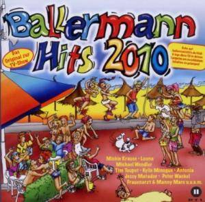 Cover - Rockstar: Ballermann Hits 2010