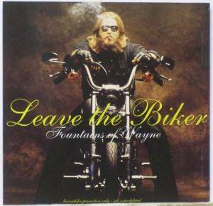 Cover - Fountains Of Wayne: Leave The Biker