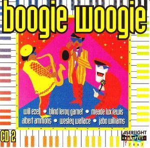 Cover - Will Ezell: Boogie Woogie CD 2