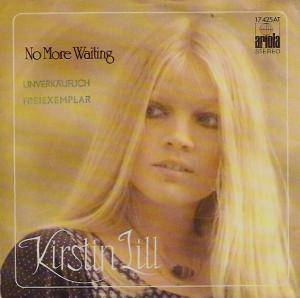 Cover - Kirstin Lill: No More Waiting