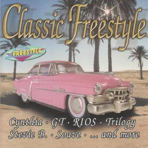Cover - Trilogy: Classic Freestyle