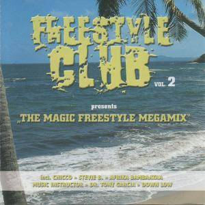 Freestyle Club Vol. 2 - Cover
