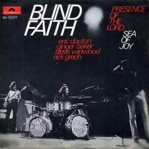 Cover - Blind Faith: Presence Of The Lord