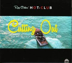 Ray Collins' Hot Club: Cutting Out - Cover