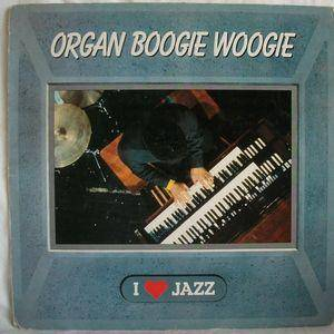 Cover - Sir Charles Thompson: Organ Boogie Woogie