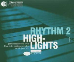 Highlights Rhythm 2: Guitar, Keyboard, Vibraphone - Cover