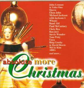 Cover - David Bowie & Bing Crosby: Absolute More Christmas