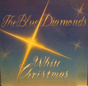 Cover - Blue Diamonds: White Christmas
