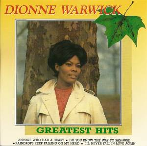 Cover - Dionne Warwick: Greatest Hits