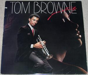 Tom Browne: Yours Truly - Cover