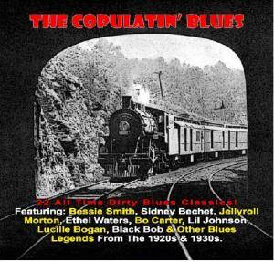 Copulatin' Blues Volume 1, The - Cover