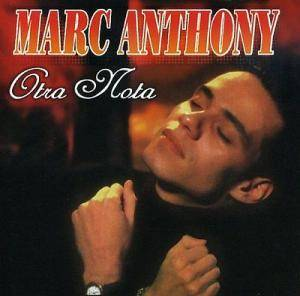 Cover - Marc Anthony: Otra Nota