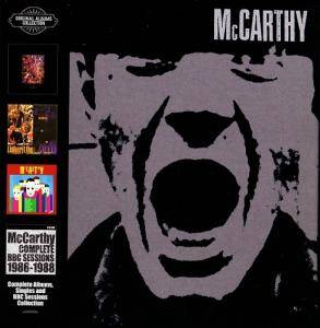 Cover - McCarthy: Complete Albums, Singles And BBC Sessions Collection