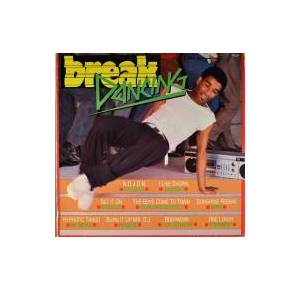Cover - Forrest: Break Dancing