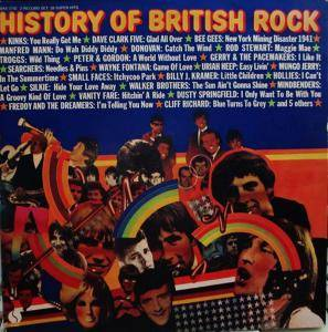 Cover - Silkie, The: History Of British Rock