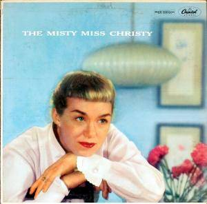 Cover - June Christy: Misty Miss Christy, The