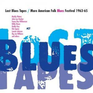 Lost Blues Tapes - More American Folk Blues Festival 1963-65 - Cover
